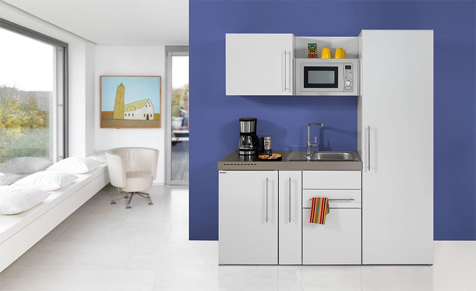 Miniküchen, Singleküchen und Pantryküchen online kaufen