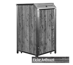 Eiche anthrazit Monobox