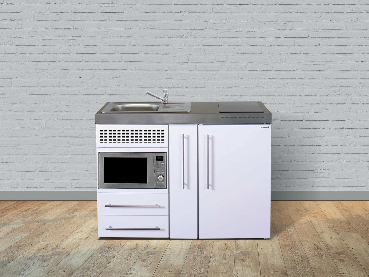 Stengel Pantryküche Mpm 120 A Mit Kühlschrank Mikrowelle
