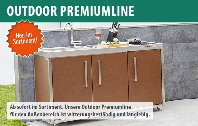 Premium Outddor Miniküche