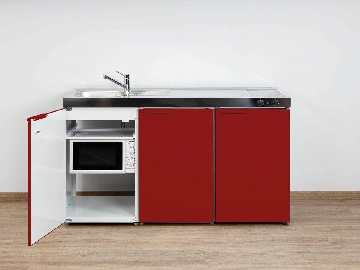 Miniküche Mit Ceranfeld Ohne Kühlschrank : Stengel singleküche mkm mit mikrowelle kühlschrank