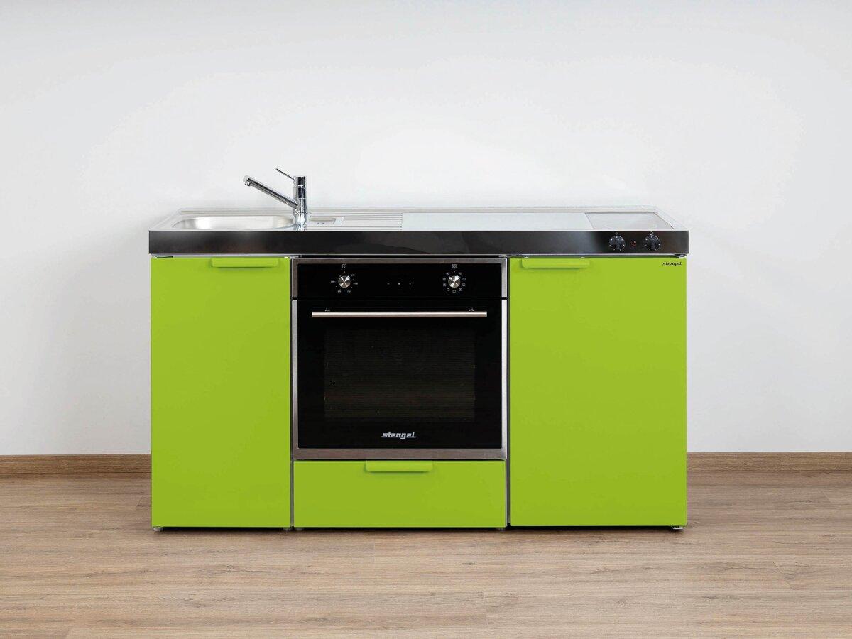 Miniküche Mit Backofen Und Kühlschrank Gebraucht : Stengel singleküche mkb mit backofen kühlschrank