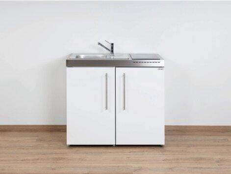 Stengel Miniküche Premiumline MP 100 mit Kühlschrank