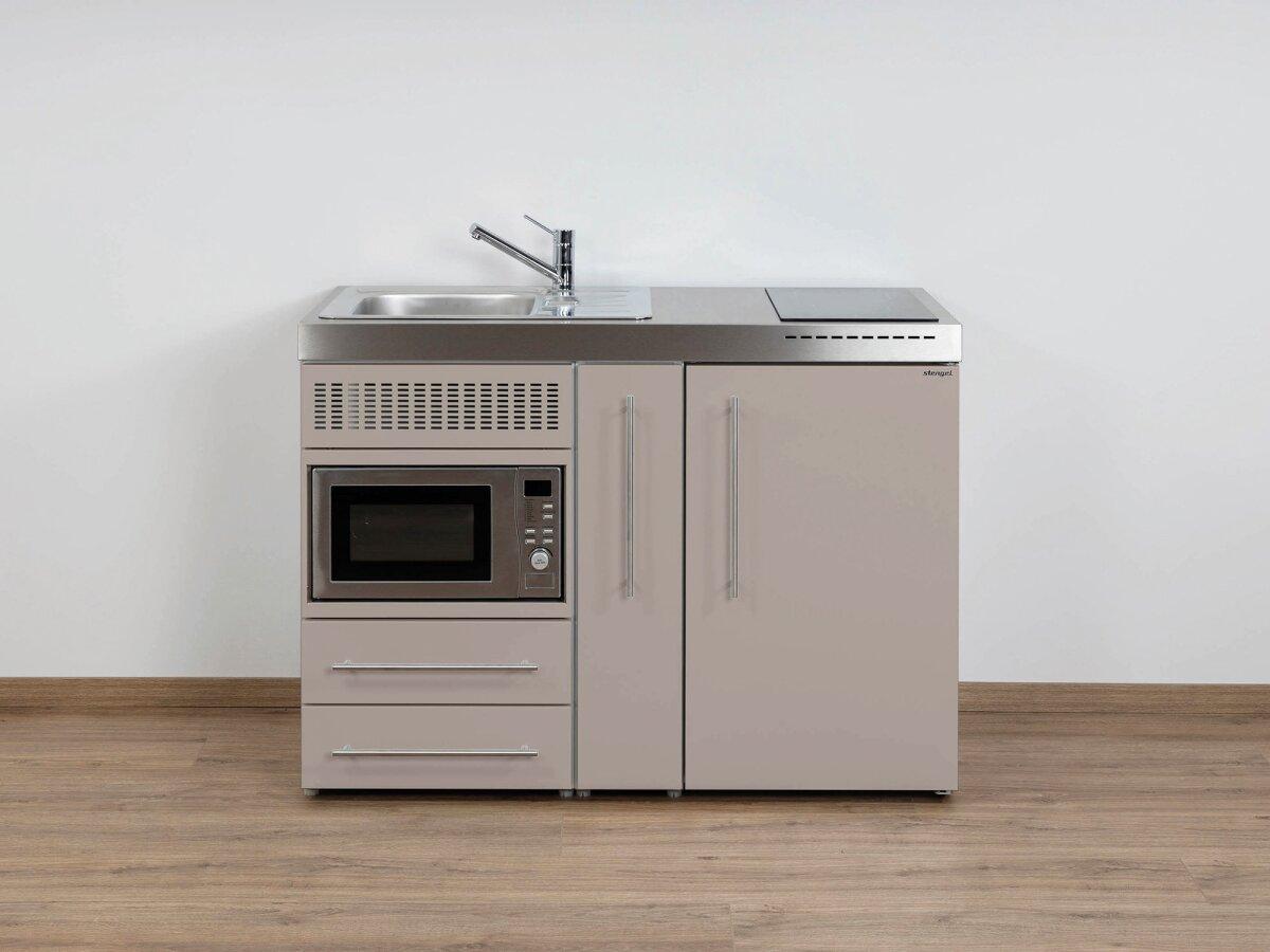 Miniküche Mit Kühlschrank Und Mikrowelle : Stengel pantryküche mpm a mit kühlschrank mikrowelle