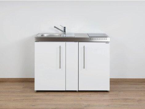Stengel Miniküche Premiumline MP 120 mit Kühlschrank