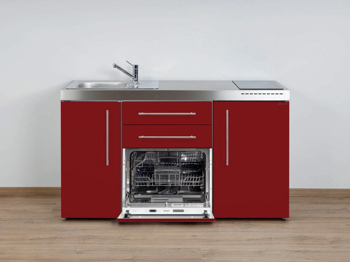 Miniküche Ohne Kühlschrank : Edelstahl singleküche premiumline mpgs mit kühlschrank und geschi