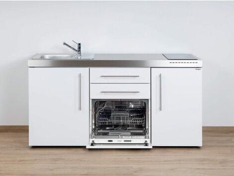 Stengel Miniküche Premiumline MPGS 170 mit Kühlschrank und Geschirrspüler