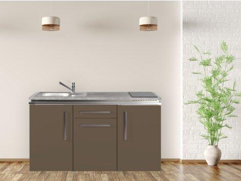 Stengel Miniküche Designline MD 150 mit Kühlschrank