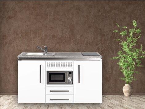 Stengel Miniküche Designline MDM 150 mit Kühlschrank und Mikrowelle