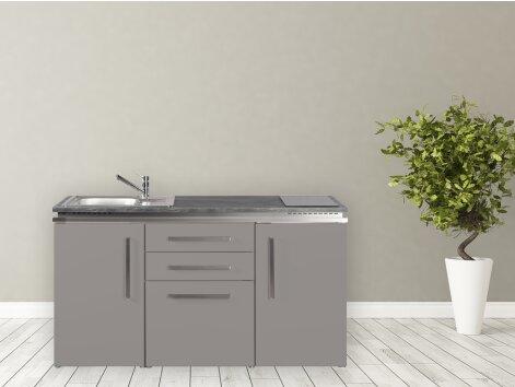Stengel Miniküche Designline MD 160 mit Kühlschrank
