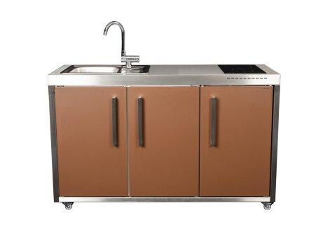 Stengel Miniküche Outdoor MO 150 mit Spülbecken